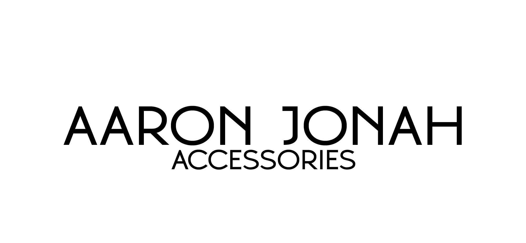 Aaron Jonah Accessories