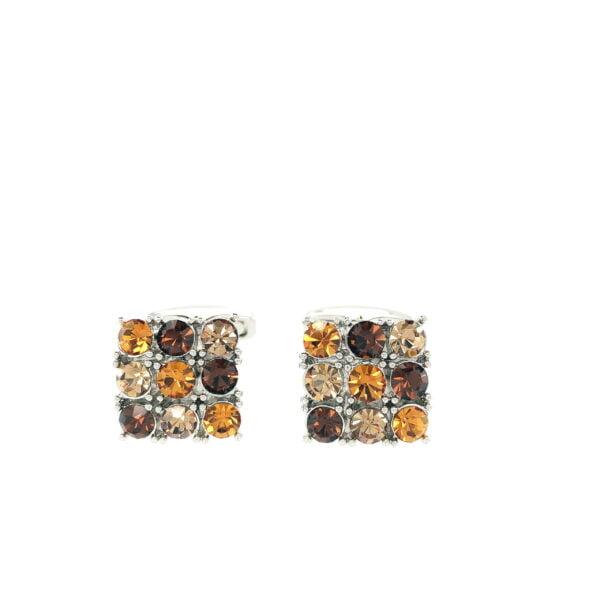 City Collection Autumn Cufflinks