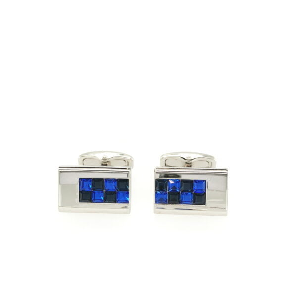 City Collection Blues Cufflinks