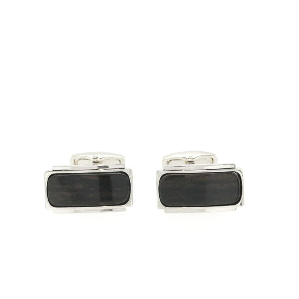 City Collection Wood Cufflinks