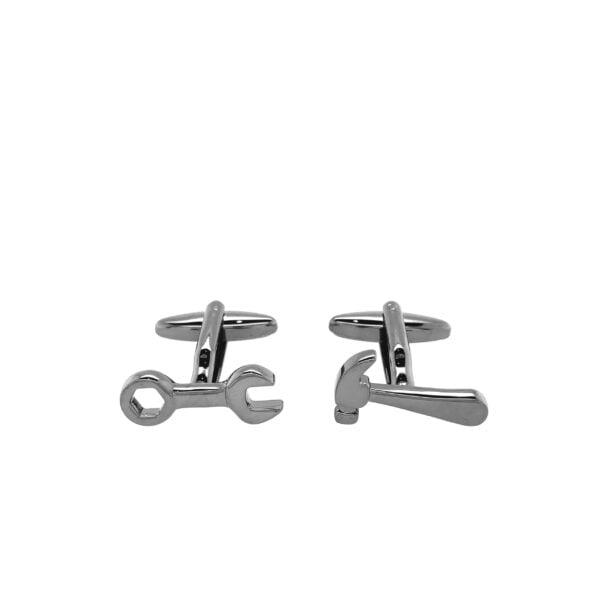 Hammer & Spanner Cufflinks